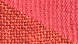 07 Rouge Saumon Aybel Teinture Textile Laine Coton