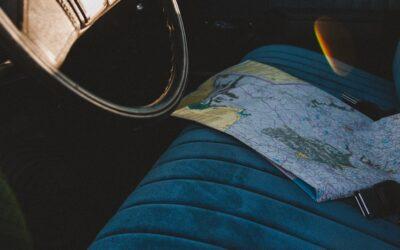Teinture le tissu d'une voiture ou d'un bateau?
